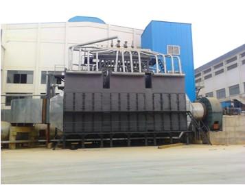 余热锅炉汽包结构图